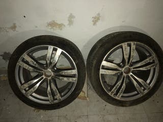 BMW X6 Llantas