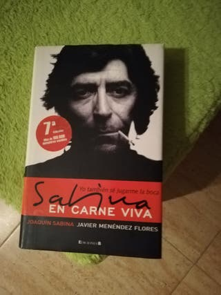 libro Joaquín sabina