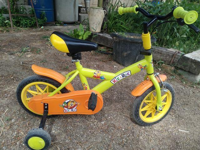Bicicleta Rik Rok 14 Pulgadas De Segunda Mano Por 8 En Zaragoza