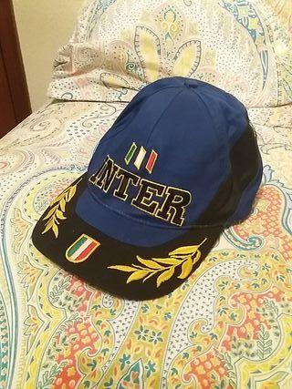 Gorra Inter de Milán