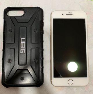 iPhone 7plus 128gb oro