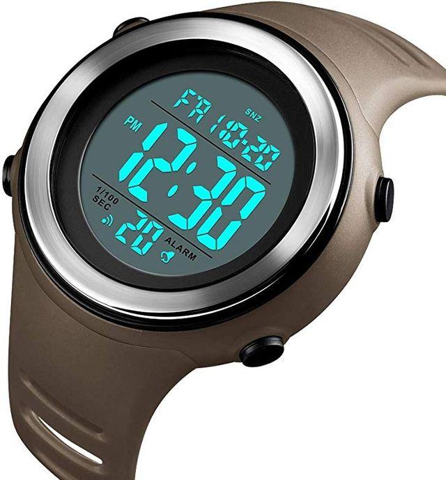 Reloj deportivo SKMEI Kaki
