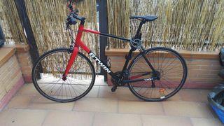 bicicleta de carretera Triban 520