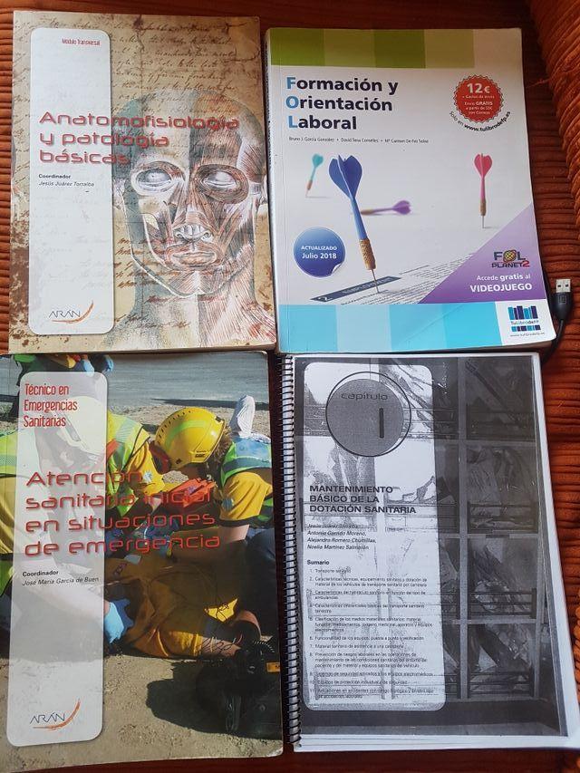 Libros Técnico sanitario