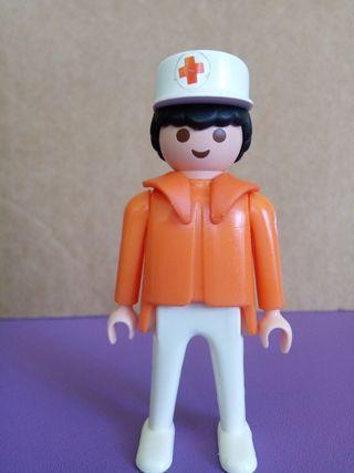 Playmobil enfermero antiguo