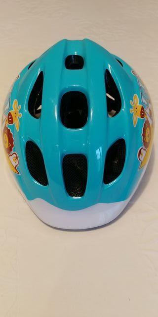casco bici niño Decathlon