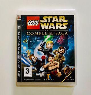 Lego Star Wars - Ps3