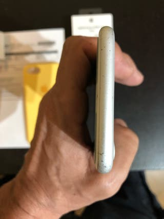 Iphone 7 de 256gb gris factura y garantía