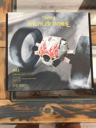 Dron Parrot Jett- Jumping race Drone