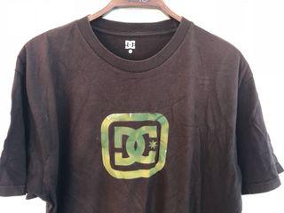 Camiseta manga corta DC SHOES talla XL