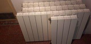 Radiadores calecfacion aluminio