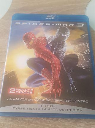 Spider-Man 3 Bluray