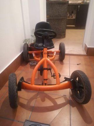cart de pedales profesional BERG
