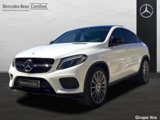 MERCEDES-BENZ Clase GLE Coupe GLE 350 d 4Matic Coupe AMG-Line