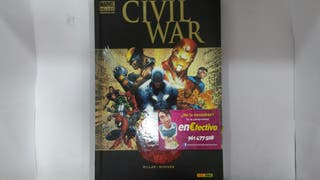comic Marvel De luxe - civil war