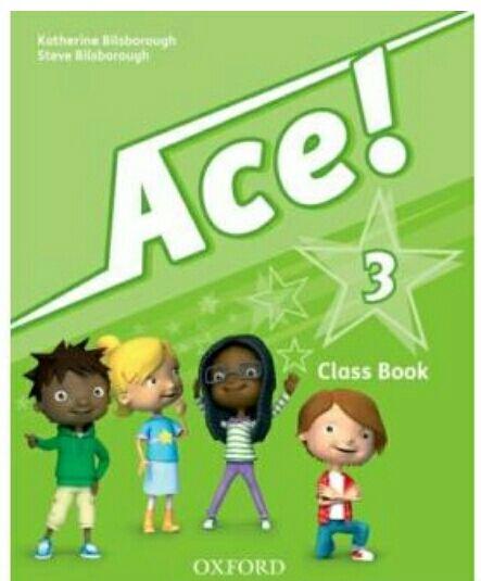 Libro inglés ACE 3