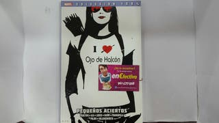 Comic Marvel coleccion 100% i love ojo de halcon