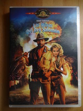 Dvd Las minas del Rey Salomón