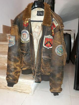 Chaqueta piloto US Navy G1