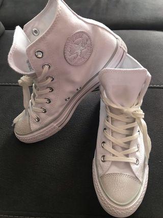 f6be474e Zapatillas Converse Mujer de segunda mano en WALLAPOP