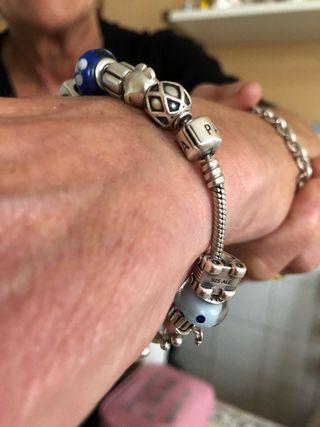 Pandora pulsera completa