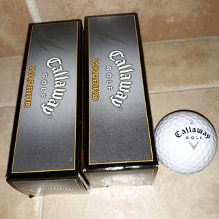 Bolas de golf nuevas
