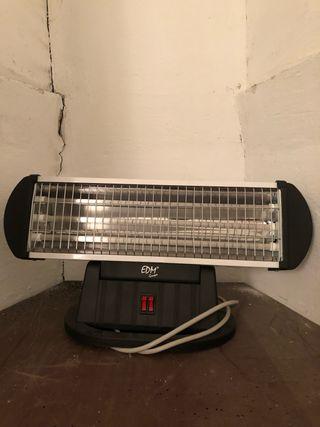 Radiador Electrico 1200W