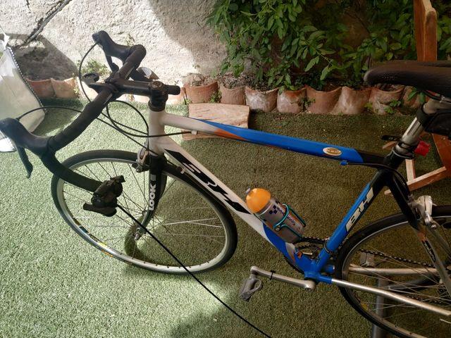 Bicicleta carretera bh ventoux