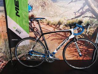 Bicicleta de carretera Lapierre