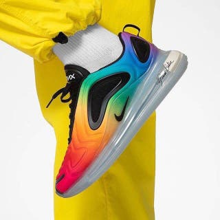 Nike Air Max 720 BeTrue Vapormax Off White Jordan de segunda