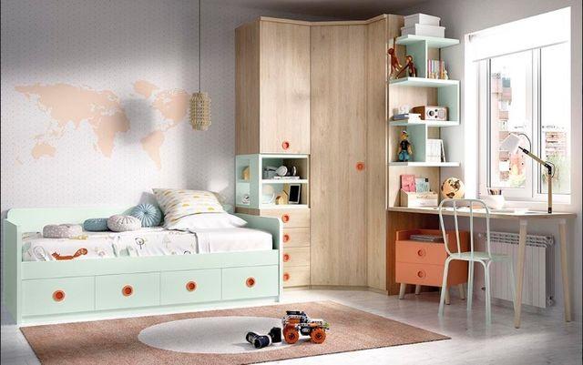 Dormitorio juvenil rmb 206