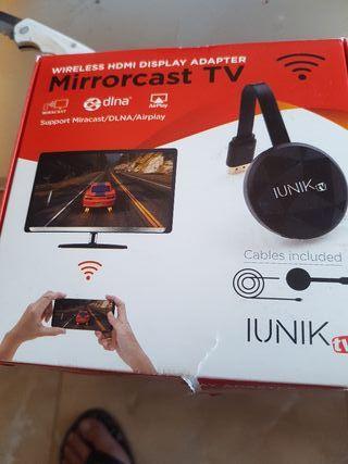 smart tv mirrorcast tv