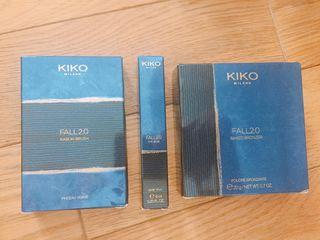 Produits maquillage kiko