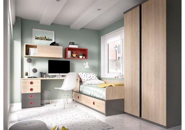 Dormitorio juvenil rmb208