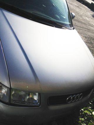 Audi A3 2001 se puede acabar de reparar o p.piezas