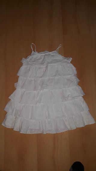 Vestido niña talla 5-6 años