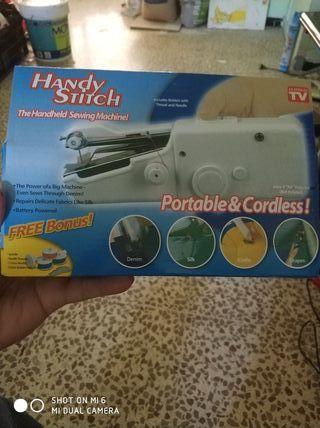 Maquinita de coser de mano TheHandheld