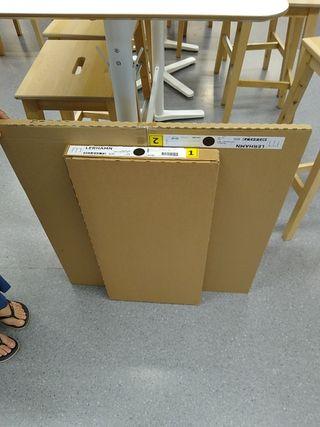 mesa lerhamn Ikea sin montar