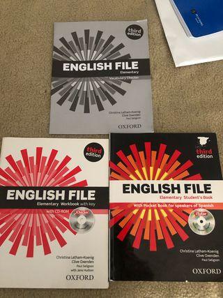 English file elementary