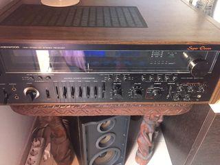 Amplificador Kenwood Super Eleven Monster