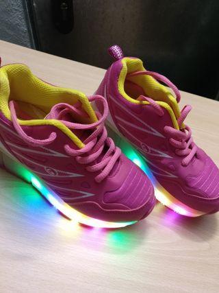 Zapatillas patin