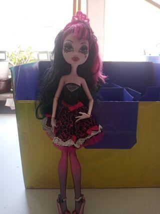 Muñeca Draculaura Monster High