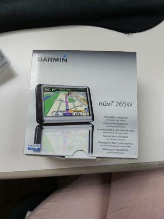 GPS, Garmin Nuvi 265w