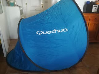 Refugio /Cortaviento Quechua 2 seconds