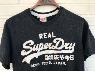 Camiseta manga corta SUPERDRY talla S