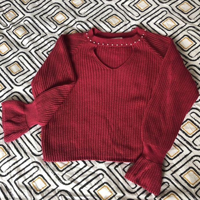 Strawberry jumper