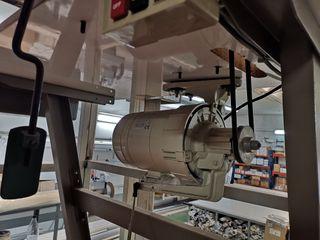 Máquina Lewis unionspecial