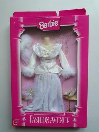 Vestido novia Barbie
