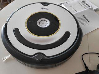 robot aspiradora roomba