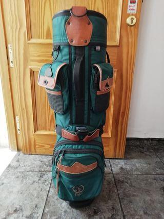 bolsa vintage para palos de golf DATREK